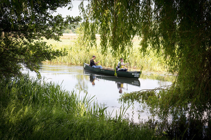 Canal Camping campsite
