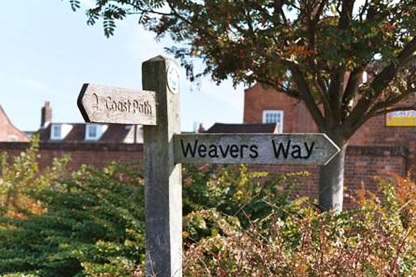 Weavers' Way