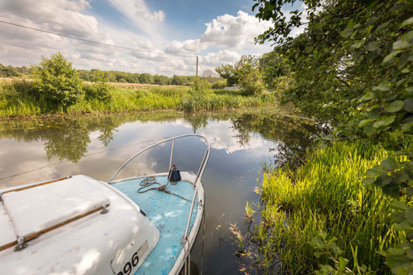 Canal Camping, Norfolk