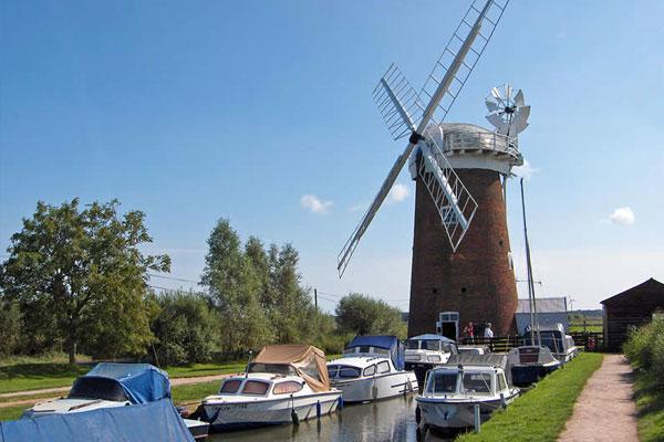 Horsey Windmill