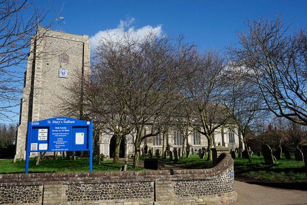 St Mary's Stalham