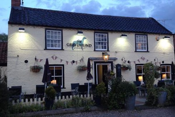 The Greyhound, Hickling