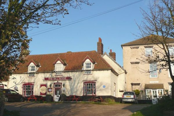 The Hill House Inn, Happisburgh