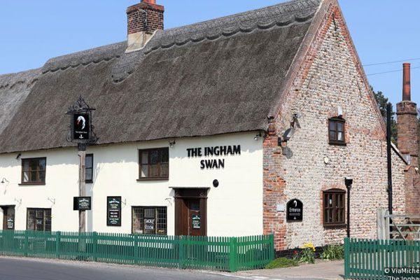 The Ingham Swan, Ingham