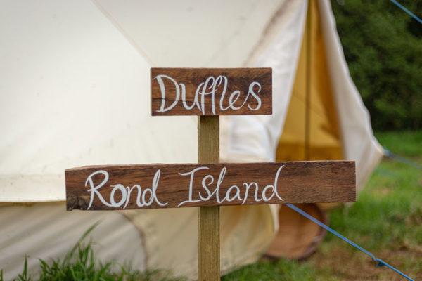 Duffles Rond Island - Bell Tent