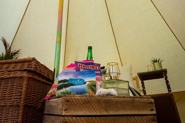 Scolt Head Island - Bell Tent