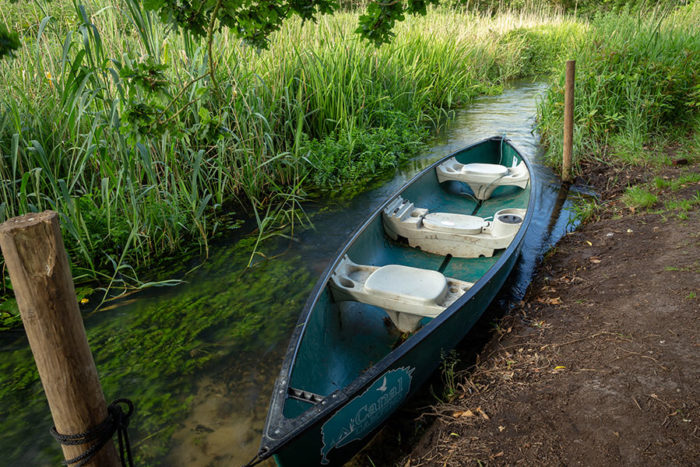 Canoe hire norfolk