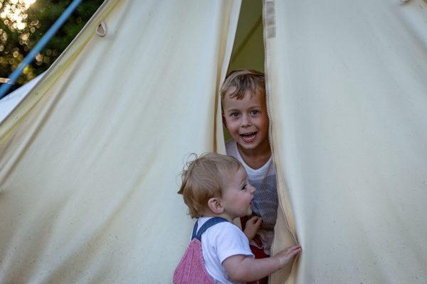 Norfolk camping